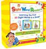 스콜라스틱 사이트 워드 리더스 (CD, 워크북 포함 / 팝펜 에디션) Scholastic Sight Word Readers Book & CD