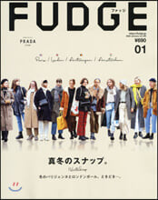 FUDGE(ファッジ) 2020年1月號