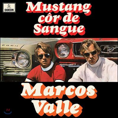Marcos Valle (마르코스 발레) - Mustang cor de Sangue [LP]