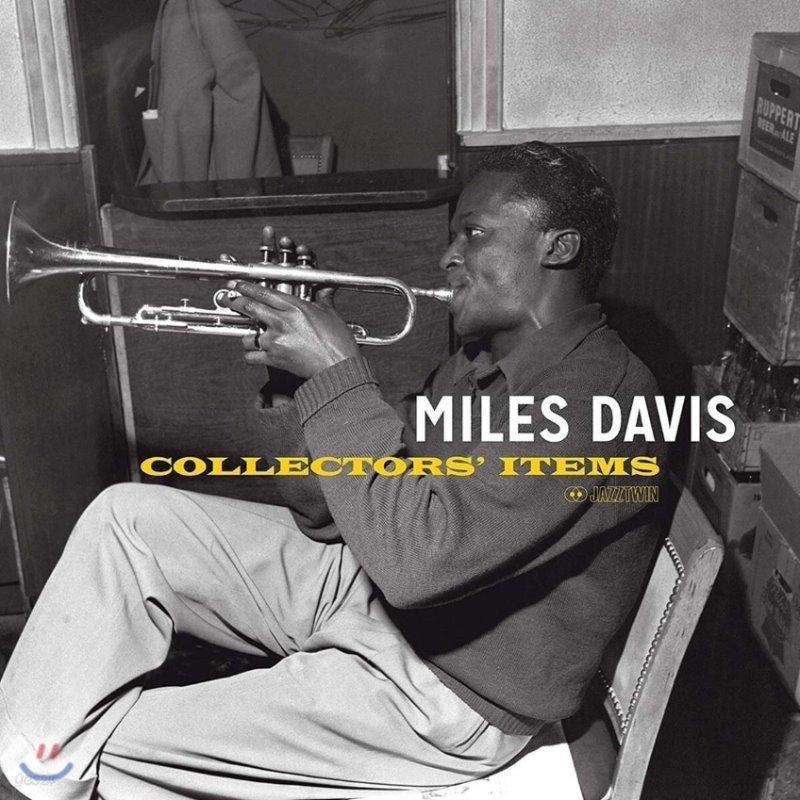Miles Davis (마일즈 데이비스) - Collector's Items [LP]