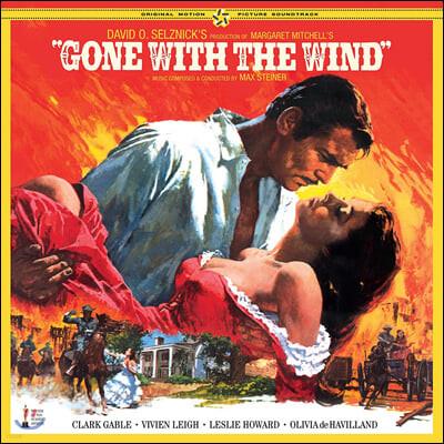 바람과 함께 사라지다 영화음악 (Gone with the Wind OST) [LP]
