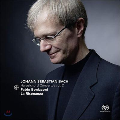 Fabio Bonizzoni 바흐: 하프시코드 협주곡 2집 (Bach: Harpsichord Concertos Vol. 2)