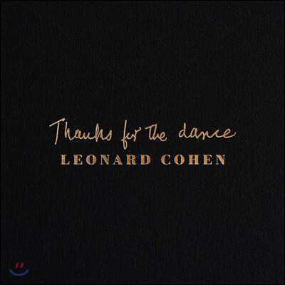 Leonard Cohen (레너드 코헨) - 15집 Thanks For The Dance [LP]