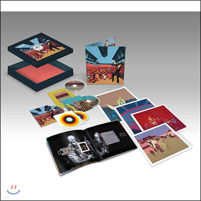 The Chemical Brothers (케미컬 브라더스) - 3집 Surrender (20th Anniversary Edition) [3CD+DVD]