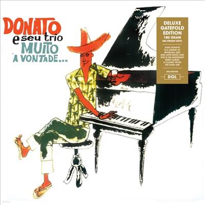 Joao Donato - Muito A Vontade (Gatefold)(180G)(LP)