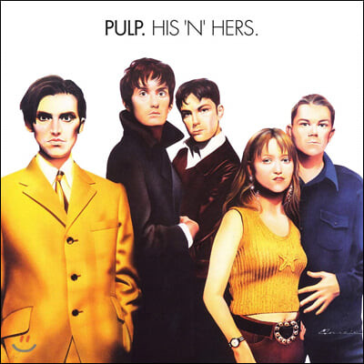 Pulp (펄프) - 4집 His 'N' Hers (25th Anniversary) [2LP]