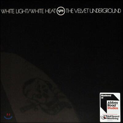 The Velvet Underground (벨벳 언더그라운드) - 2집 White Light / White Heat [LP]