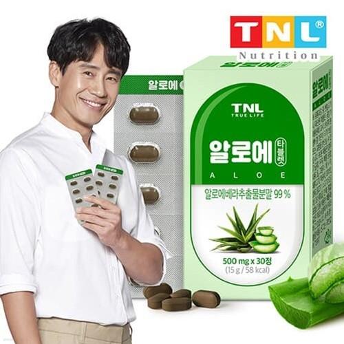 TNL뉴트리션 알로에 타블렛 1박스 (1개월분)