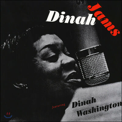 Dinah Washington (다이나 워싱턴) - Dinah Jams [LP]