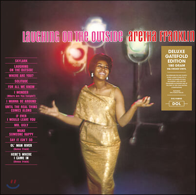 Aretha Franklin (아레사 프랭클린) - Laughing On The Outside [LP]