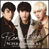 ���� �ִϾ� ũ���� (Super Junior K.R.Y.) - Promise You [CD+DVD ���� ��ȸ������]