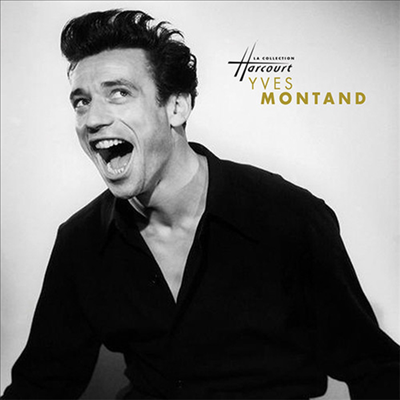 Yves Montand - La Collection Harcourt (White Vinyl LP)