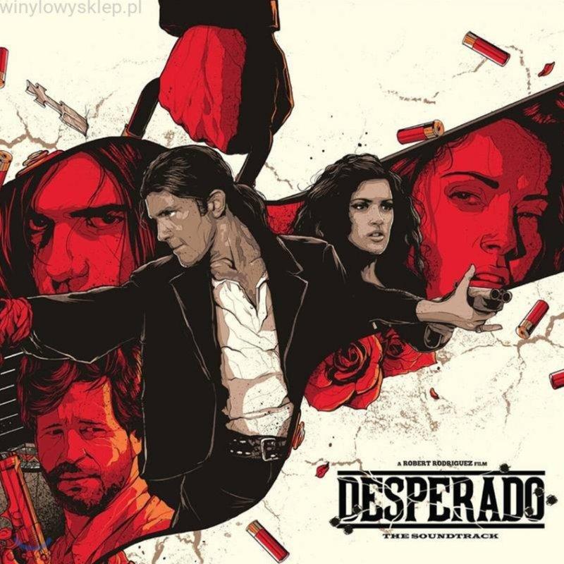 데스페라도 영화음악 (Desperado OST) [컬러 2LP]