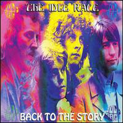 Idle Race - Back To The Story (Reissue) (2CD)