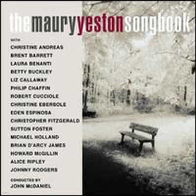 John McDaniel - Maury Yeston Songbook