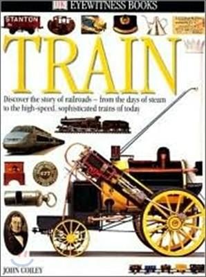 DK Eyewitness Books : Train
