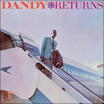 Dandy (댄디) - Dandy Returns [오렌지 컬러 LP]