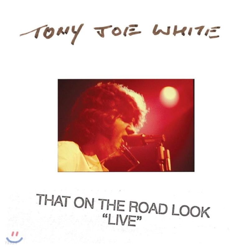 "Tony Joe White (토니 조 화이트) - That On The Road Look ""Live"" [화이트 컬러 2LP]"