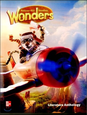 Wonders 4 Literature Anthology (Book+CD)