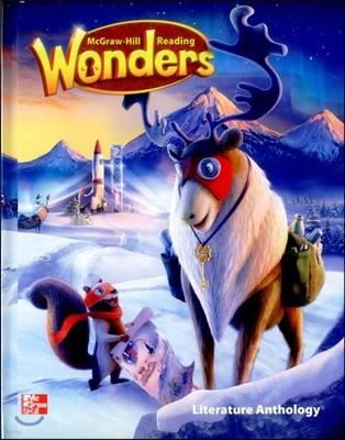 Wonders 5 Literature Anthology