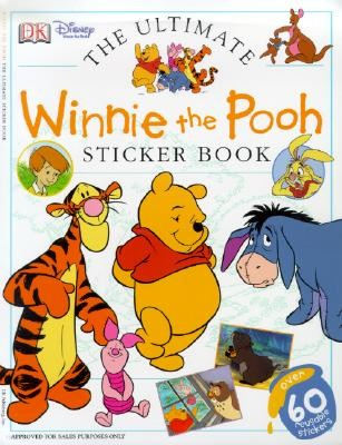 Winnie the Pooh Ultimate Sticker Book with Sticker