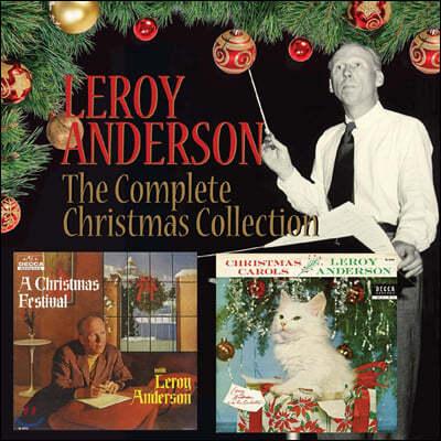 Leroy Anderson 르로이 앤더슨 크리스마스 컬렉션 (The Complete Christmas Collection)