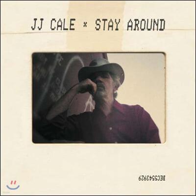 JJ Cale (JJ 케일) - Stay Around [2LP+CD]