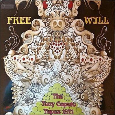 Free Will (프리 윌) - The Tony Caputo Tapes 1971 [2LP]