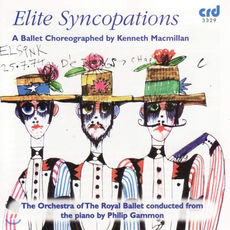 Kenneth Macmillan 재즈와 클래식의 만남 (Elite Syncopations)