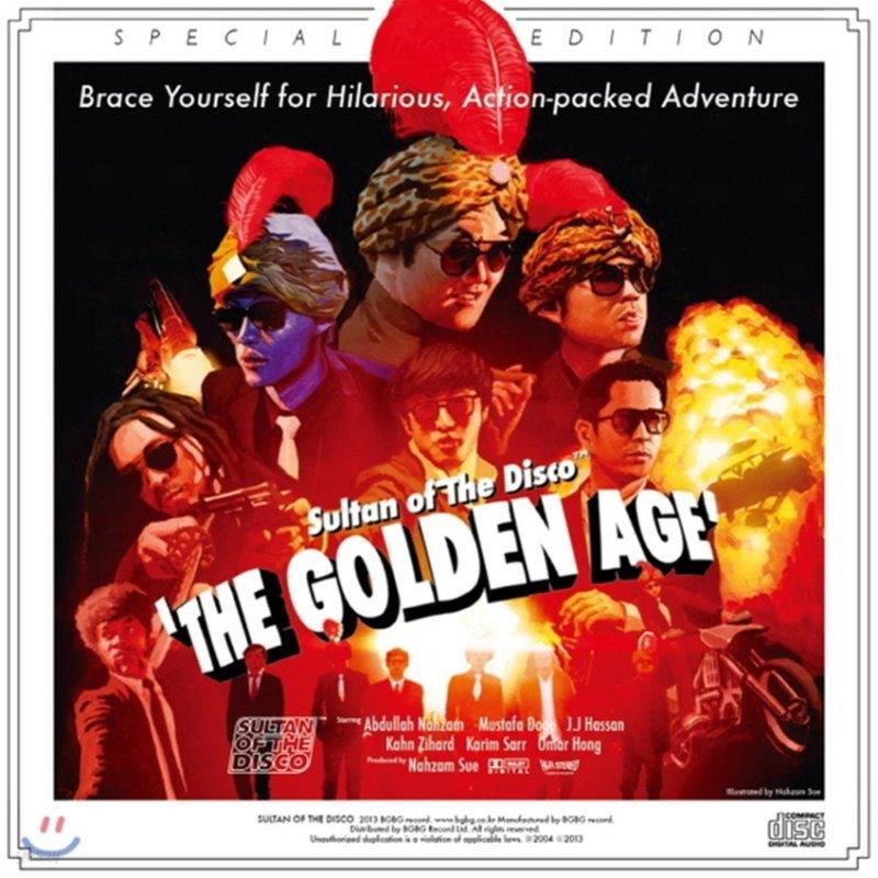 술탄 오브 더 디스코 (Sultan Of The Disco) 1집 - The Golden Age [재발매]