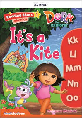 Dora Phonics : It's a Kite