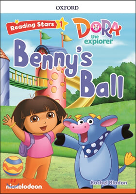 Dora Phonics : Benny's Ball