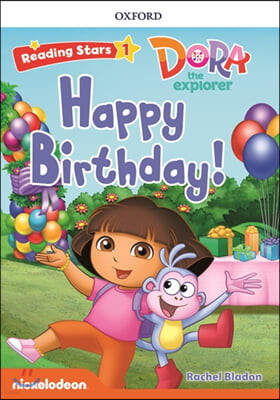 Dora Phonics : Happy Birthday!