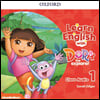 Learn English with Dora the explorer Level 1 : Audio CD