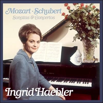 Ingrid Haebler 모차르트 / 슈베르트: 소나타와 협주곡 (Mozart / Schubert: Sonatas and Concertos) 잉그리드 헤블러
