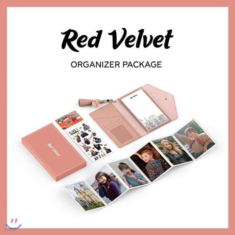 레드벨벳 (Red Velvet) - 오거나이저 패키지 [한정반]
