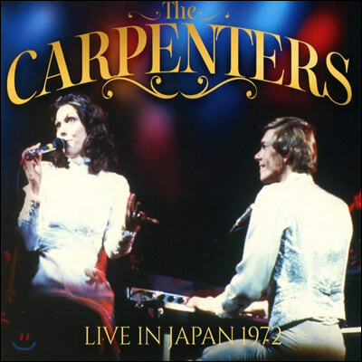 Carpenters (카펜터스) - Live In Japan 1972