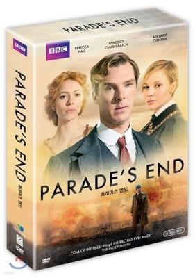 퍼레이즈 엔드 (2012) : BBC 최신 5부작 TV시리즈 스페셜 (2Disc 무삭제 감독판)