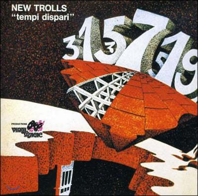 New Trolls (뉴 트롤스) - Tempi Dispari