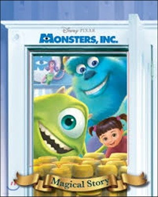 Disney Pixar Monsters, Inc. Magical Story
