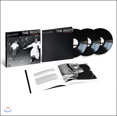 The Roots (더 루츠) - 4집 Things Fall Apart (Deluxe Edition) [3LP]
