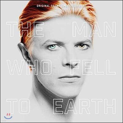 지구에 떨어진 사나이 영화음악 (The Man Who Fell To Earth OST) [2LP+2CD]