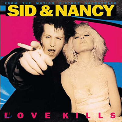 시드와 낸시 영화음악 (Sid & Nancy: Love Kills OST) [LP]