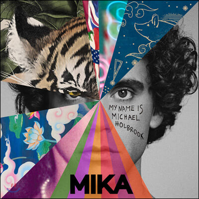 Mika (미카) - 5집 My Name Is Michael Holbrook [LP]