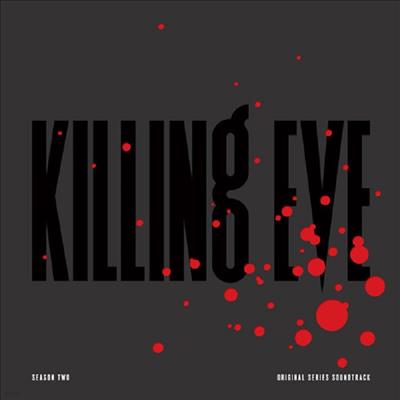 O.S.T. - Killing Eve: Season Two (킬링 이브 시즌 2) (Soundtrack)(Colored 2LP)