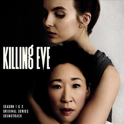 O.S.T. - Killing Eve: Seasons One & Two (킬링 이브 시즌 1 & 2) (Soundtrack)(2CD)(Digipack)