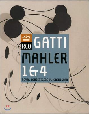 Daniele Gatti 말러: 교향곡 1, 4번 (Mahler: Symphonies 1 & 4)