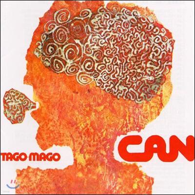 Can (캔) - Tago Mago [오렌지 컬러 2LP]