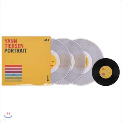 Yann Tiersen (얀 티에르센) - Portrait [투명 컬러 3LP+7인치 블랙 Vinyl]