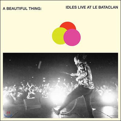 Idles (아이들스) - A Beautiful Thing: IDLES Live at Le Bataclan [네온 오렌지 컬러 2LP]